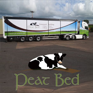 Peat Bed Lorry